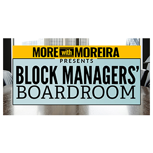 Block Management Event Calendar - Block Managers Boardroom